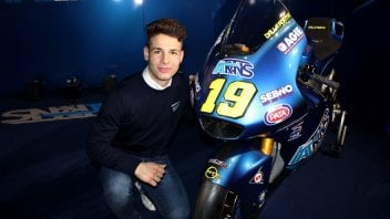 "Moto2: Dalla Porta: ""Moto2? Easier to go from middle to high school"""