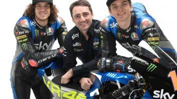 """Moto2: IL MANAGER, Pablo Nieto: """"Rossi e Yamaha? Io avrei scelto diversamente"""""""