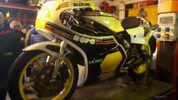 MotoGP: Roberto Gallina, la storia dei titoli di Lucchinelli, Uncini e Ferrari
