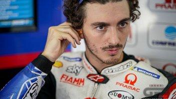 """MotoGP: Bagnaia: """"Ho sofferto Quartararo, il mio massimo non è bastato"""""""