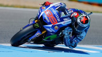 MotoGP: OFFICIAL Jorge Lorenzo tester Yamaha: already on track at Sepang test