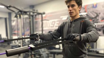 MotoGP: Marc Marquez hard at work to get back in shape for Sepang test