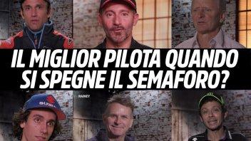 MotoGP: Chi è il miglior pilota in partenza per Rossi, Biaggi e Schwantz?