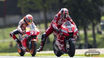 """MotoGP: Petrucci: """"Marquez come Roberts, ha rivoluzionato la MotoGP"""""""