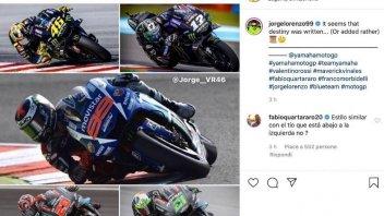 MotoGP: Rossi + Vinales + Quartararo + Morbidelli = Jorge Lorenzo