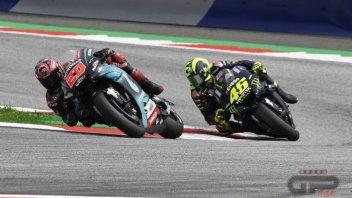 MotoGP: La Spagna scommette sulla coppia Quartararo e Vinales in Yamaha 2021