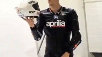 MotoGP: Savadori si veste Aprilia... e aspetta i test di Sepang