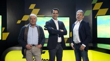 """MotoGP: Chiude su TV8 lo """"Studio MotoGP"""" di Camicioli"""