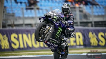 MotoGP: Vinales sfida vento e freddo a Phillip Island, 1° anche nelle FP3