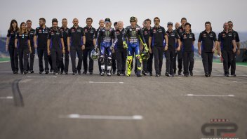 MotoGP: Rossi and Vinales unveil the new Yamaha on 6 February in Sepang