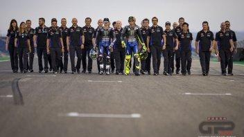 MotoGP: Rossi e Vinales svelano la nuova Yamaha il 6 febbraio a Sepang