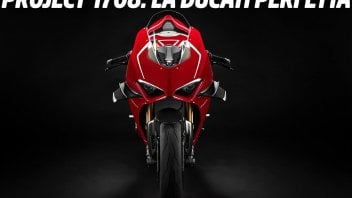 News Prodotto: EXCLUSIVE: Ducati 'Project 1708': we reveal a V4 bombshell!