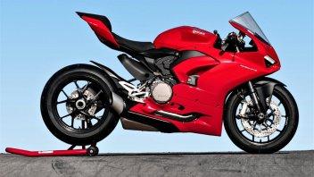 Moto - News: Ducati Panigale V2: il piccolo diavolo