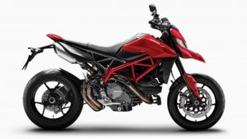 News Prodotto: Ducati Hypermotard 950: recall for defective battery terminal