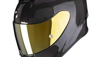 News Prodotto: Scorpion Exo R1 Carbon Air: il casco dedicato al pistaiolo