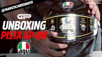 News Prodotto: AGV PISTA GP-RR: omologazione FIM MotoGP? Nessun problema!