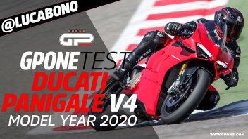 Prodotto - Test: Prova Ducati Panigale V4 2020: sempre veloce, adesso è anche facile