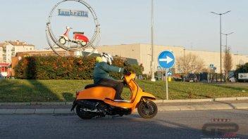 Prodotto - Test: Lambretta V 200 Special, riecco lo scooter più famoso (con la Vespa)