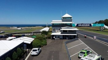 SBK: Australia: Phillip Island safe from the bushfires