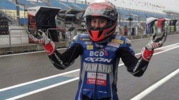 SBK: SS300: Beatriz Neila, dal MasterCamp di Rossi al ritiro