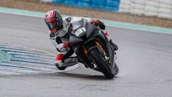 """SBK: Haslam: """"Salire sul podio con la Honda è l'obiettivo in ogni gara"""""""