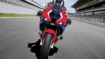 SBK: Honda announces the teams: only 2 official CBR1000RR-RW in SBK