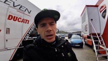 SBK: Redding a Jerez, il videodiario con l'on board dalla Panigale V4