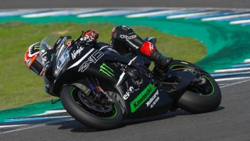 SBK: Kawasaki will present Rea and Alex Lowes on 6 February in Barcelona