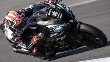SBK: Rea e la Kawasaki bruciano la concorrenza a Barcellona
