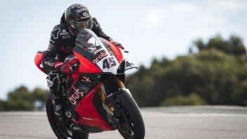 """SBK: Scott Redding: """"Me ne fotto! Con la Ducati Panigale mi sento bene"""""""