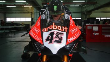 "SBK: Scott Redding, Aruba-Ducati's new rider: ""Parties, fun, dancing – and then win the next day!"""""