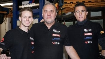 SBK: Toseland torna in SBK...come team manager