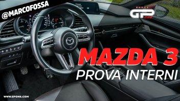 Auto - Test: Prova Mazda 3 - Esterni ed Interni