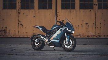 Moto - News: Zero Motorcycles SR/S: quando l'elettrica diventa una supersportiva