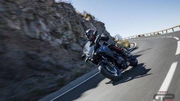 """Moto - Test: Nuova Yamaha Tracer 700 2020, non solo """"sguardo R1"""" ed Euro 5"""
