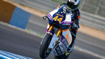 Moto2: TEST JEREZ - Debutto da sogno per Canet, 6° Bastianini
