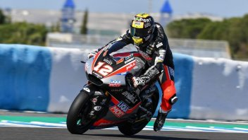 Moto2: TEST JEREZ - Luthi chiude in bellezza, 2° Bulega