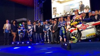 Moto2: The Gresini team doubles to win