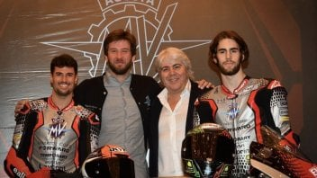 "Moto2: Giovanni Cuzari: ""With MV Agusta I see myself again in Enzo Ferrari"""