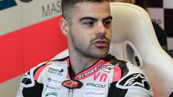 Moto3: Romano Fenati misses the first tests in Qatar: Coronavirus? No, flu!