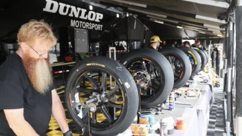 MotoAmerica: Dunlop in MotoAmerica for another 3 years and with the CEV bonus
