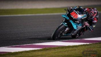 MotoGP: TEST QATAR DAY2 - Yamaha torna alla carica con Quartararo