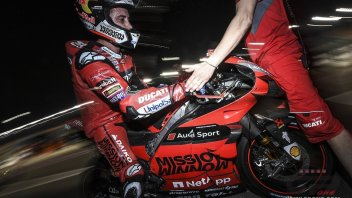 "MotoGP: Dovizioso: ""I would have signed up to finish the winter tests so well"""