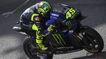 MotoGP: New year and new helmet for Valentino Rossi in Sepang