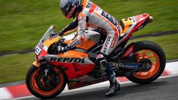 """MotoGP: A.Marquez: """"Marc nel box? Un compagno come un altro"""""""