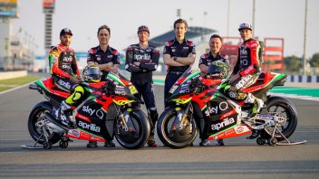 MotoGP: Tricolor revolution: Iannone and Espargarò's Aprilia RS-GP