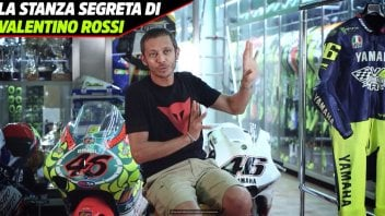MotoGP: Valentino Rossi's secret room: the Doctor's treasure