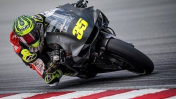 "MotoGP: Crutchlow, SOS Honda: ""The new bike? I have to ride it like an amateur."""