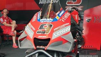 MotoGP: ULTIM'ORA - Ducati svela la nuova aerodinamica a Losail