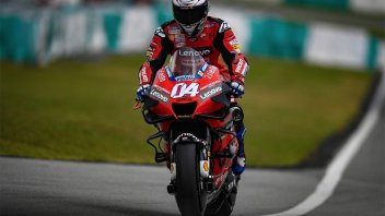 "MotoGP: Dovizioso: ""The new Michelins are an advantage for Yamaha and Suzuki."""